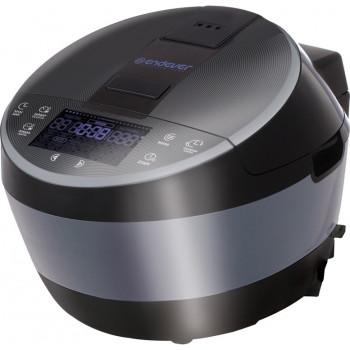 Endever Vita 100 (черный/сталь)