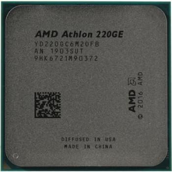AMD Athlon 220GE 3.4GHz