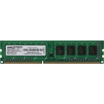 AMD R338G1339U2S-UGO DDR3 PC3-10600 8Gb