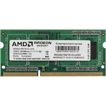 AMD R534G1601S1S-UGO DDR3 PC3-12800 4Gb