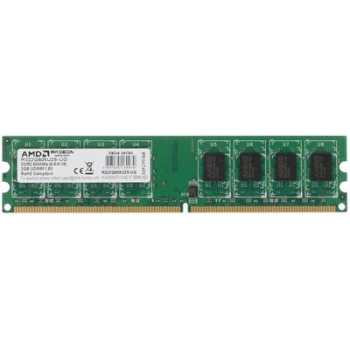 AMD Radeon R3 (R322G805U2S-UG) DDR2 PC-6400 2Gb