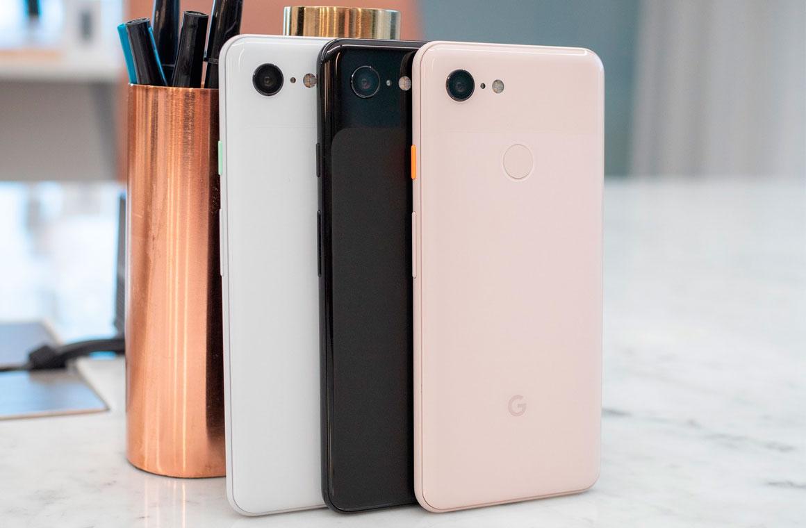 Купить Google Pixel 3 64GB Цвета Минск Беларусь