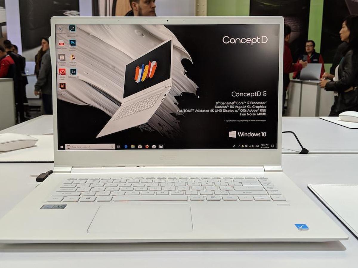 Купить Ноутбук Acer ConceptD 7 Беларусь CN715-71-70GB NX.C4HER.004