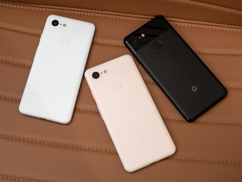 Купить Google Pixel 3 64GB Белый Розовый Черный Минск