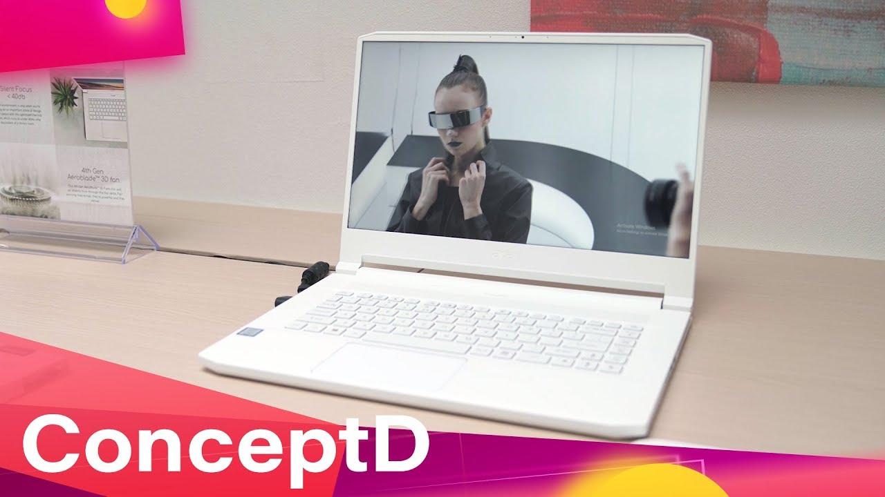 Купить Ноутбук Acer ConceptD 7 Минск CN715-71-70GB NX.C4HER.004